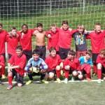 Jungen WK IV Stadtmeister im Fußball