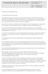 Elternbrief vom 24.09.2015