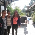 Kanadische Austauschschülerinnen am Schulzentrum Süd