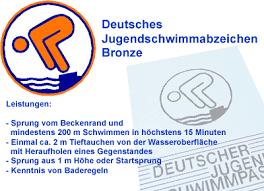 Bronzeabzeichen