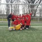 Ein weiterer Stadtmeistertitel für die Mannschaft der Friedrich-Bayer-Realschule