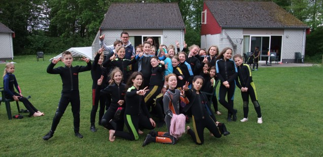 Sportwochenende der 5a in Elburg/NL
