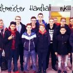 Vize Stadtmeister Handball WK III