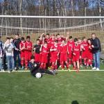 Team der FBR gewinnt verdient Fußballstadtmeisterschaften der WK III Jungen
