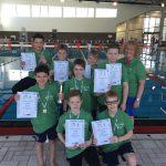 Zwei Schwimmmannschaften der FBR schaffen es ins NRW Landesfinale