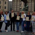 Fortbildung in Dublin/Irland