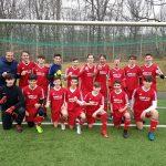 Fußballstadtmeisterschaften der Wettkampfklasse II Jungen