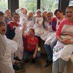 Impressionen zum Kochworkshop in den Herbstferien mit Frau Lolli