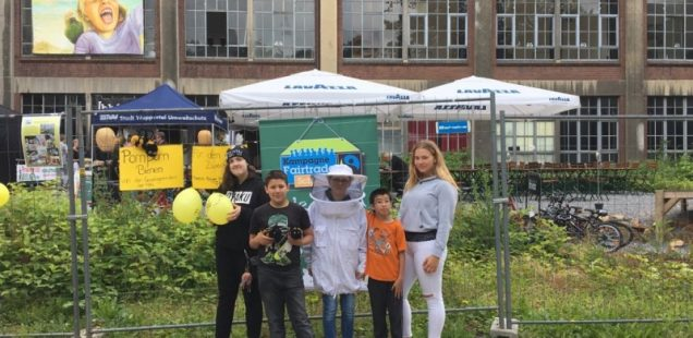 Faires Trassenfest: gelungene FBR-Aktionen